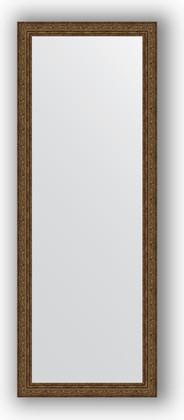 Зеркало в багетной раме 54x144см виньетка состаренная бронза 56мм Evoform BY 3105