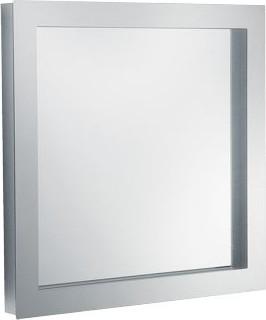 Зеркало 65х65См с подсветкой Keuco EDITION 300, хром 30096012000