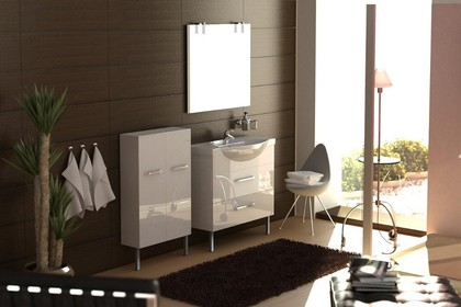 SOLO Комплект мебели, артикулы SL204+SL704+SL412+SL902