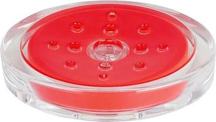 Мыльница красная Spirella SYDNEY Acrylic 1011342