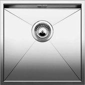 Кухонная мойка без крыла, нержавеющая сталь зеркальной полировки Blanco ZEROX 400-IF 517240