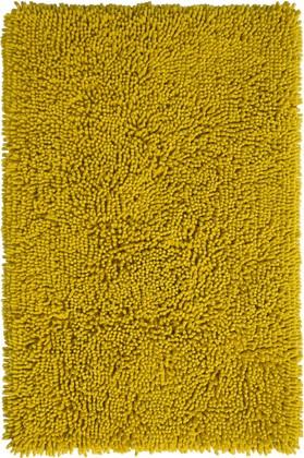 Коврик для ванной 60x90см жёлтый Grund CORALL 2624.14.7285