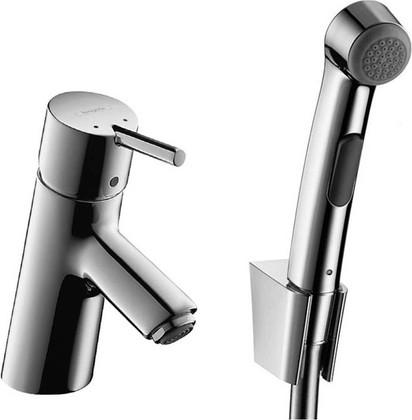 Смеситель для раковины с гигиеническим душем Hansgrohe Talis S 32120000