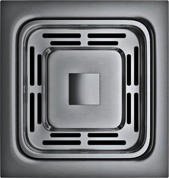 Переходник для моек для диспоузеров ISE, воронёная сталь Omoikiri A-01-PVD-GM 4996004