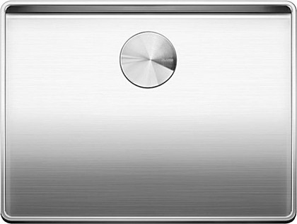 Кухонная мойка — поддон без крыла, нержавеющая сталь зеркальной полировки Blanco ATTIKA 60-T 519593