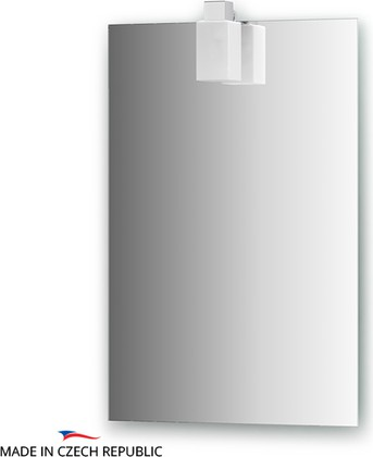 Зеркало со светильником 50х75см Ellux RUB-A1 0205