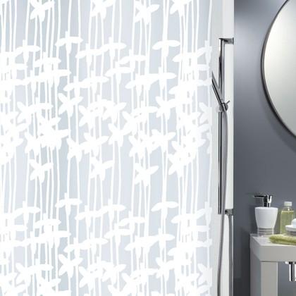 Штора для ванны 180x200см Spirella SARONG 1010627