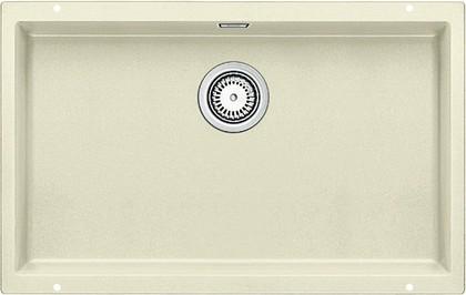 Кухонная мойка без крыла, с клапаном-автоматом, гранит, жасмин Blanco SUBLINE 700-U 515775