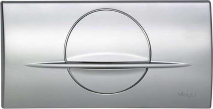 Кнопка смыва для инсталляции для унитаза пластиковая, хром матовый Viega Visign for Life 2 463069