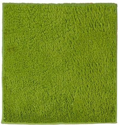 Коврик для ванной 55x65см зелёный Kleine Wolke KANSAS 4018645539