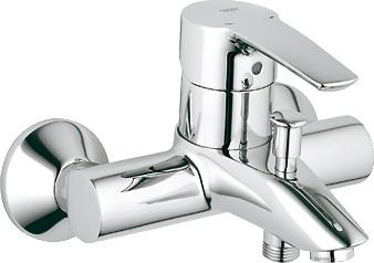 Смеситель однорычажный для ванны, хром Grohe EUROSTYLE 33591001