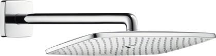 Верхний душ с держателем 390мм, хром Hansgrohe Raindance E 360 AIR 27376000