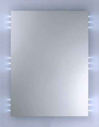 Зеркало 60х77см с голубой неоновой подсветкой Dubiel Vitrum VICTOR II NB 5905241000329