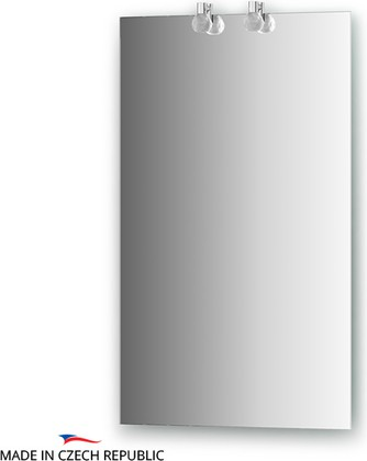 Зеркало 45х75см со светильниками Ellux CRY-B2 0204