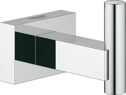 Крючок одинарный хром Grohe ESSENTIALS Cube 40511000