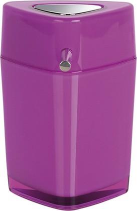 Ёмкость для жидкого мыла с дозатором фиолетовая Spirella TRIX ACRYLIC 1015484