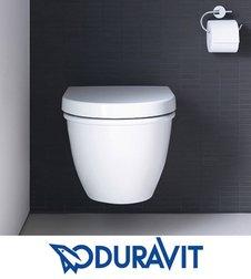 Подвесные унитазы Duravit. Верный выбор при покупке сантехники!