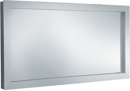 Зеркало 125x65см с подсветкой Keuco EDITION 300, хром 30096012500