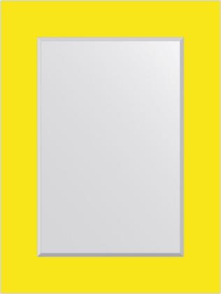 Зеркало для ванной на цветном основании 60x80см FBS CZ 0615