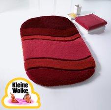 Коврики для ванной комнаты от Kleine Wolke - это высокое немецкое качество и долговечность