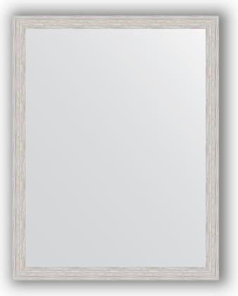 Зеркало в багетной раме 71x91см серебрянный дождь 46мм Evoform BY 3261