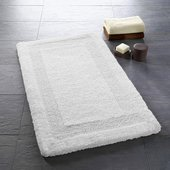 Коврик для ванной комнаты 60x100см белый Kleine Wolke ARIZONA 5477 360 114