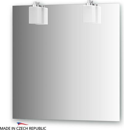 Зеркало со светильниками 75х75см Ellux BOL-A2 0210