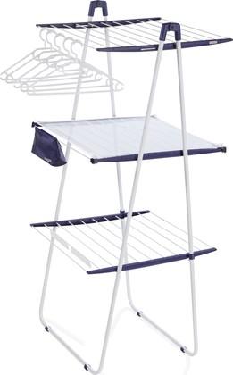 Сушка для белья напольная с аксессуарами, 20м Leifheit Tower 200 Delux 81437