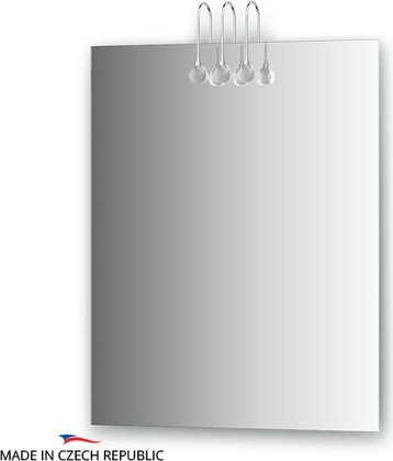 Зеркало 60х75см со светильниками Ellux CRY-A3 0207