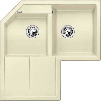 Кухонная мойка крыло слева, гранит, жасмин Blanco METRA 9 Е 515569