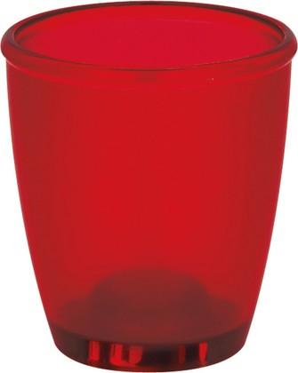 Стакан красный Spirella TORONTO 1006770
