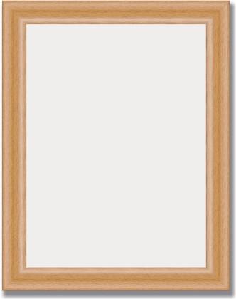 Зеркало 37x47см в багетной раме клён Evoform BY 1333