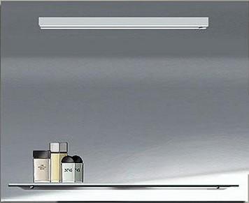Зеркало 80х100см с подсветкой и стеклянной полочкой, венге Duravit X-LARGE XL 7213 28