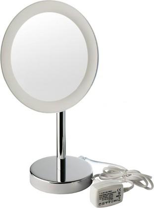 Зеркало косметическое настольное с подсветкой Colombo COMPLEMENTI B9750