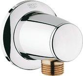 Подключение душевого шланга стандартное, хром Grohe MOVARIO 28405000
