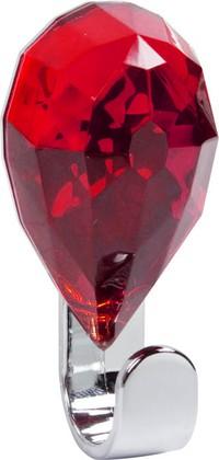 Крючок самоклеящийся рубин Spirella JEWEL 1010675