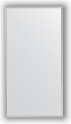 Зеркало в багетной раме 56x106см хром 18мм Evoform BY 3193