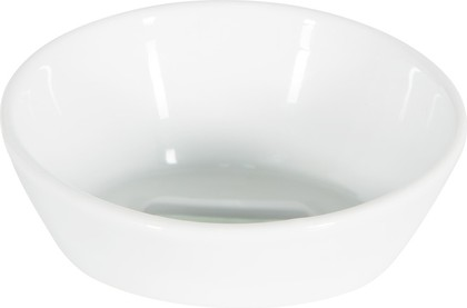 Мыльница керамическая белая Spirella BALI 1018091