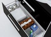Verona VERONA Тумба напольная с раковиной, ширина 85см, 2 ящика, артикул VN204