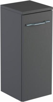 Шкаф средний 30см подвесной, 1 дверь, левый 30х32х74см Verona Area+ AA400L