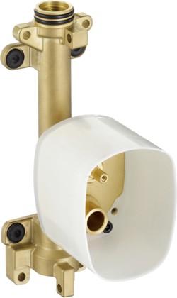 Скрытая часть для ручного душа с запорным вентилем, ½' Hansgrohe AXOR ShowerCollection 10650180