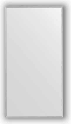 Зеркало в багетной раме 66x126см хром 18мм Evoform BY 3289