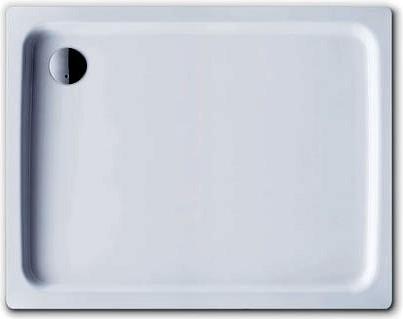 Душевой поддон 90x100см белый, с полистироловой подушкой и противоскользящим покрытием дна Kaldewei **DUSCHPLAN** 418-2 4318.3500.0001