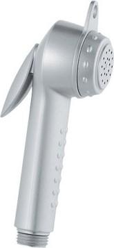 Душ гигиенический, 1 вид струи, серебряный металлик матовый Grohe RELEXA 28020F00