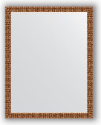 Зеркало в багетной раме 71x91см мозаика медь 46мм Evoform BY 3259