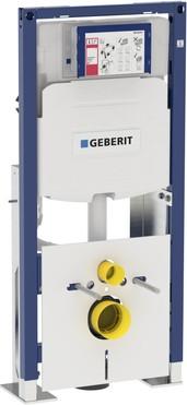 Инсталляция самонесущая 112см для подвесного унитаза, для клавиш Sigma Geberit Duofix UP320 111.380.00.5