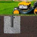 Сушка для белья уличная для установки в бетон 40м Brabantia ESSENTIAL 310669