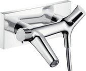Термостатический смеситель для ванны с изливом, хром Hansgrohe Axor Starck Organic 12410000