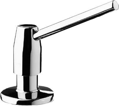 Дозатор жидкого моющего средства встраиваемый, хром Blanco TANGO 511266