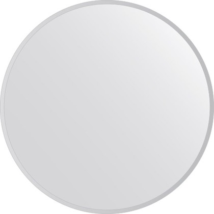 Зеркало для ванной диаметр 55см с фацетом 10мм FBS CZ 0010